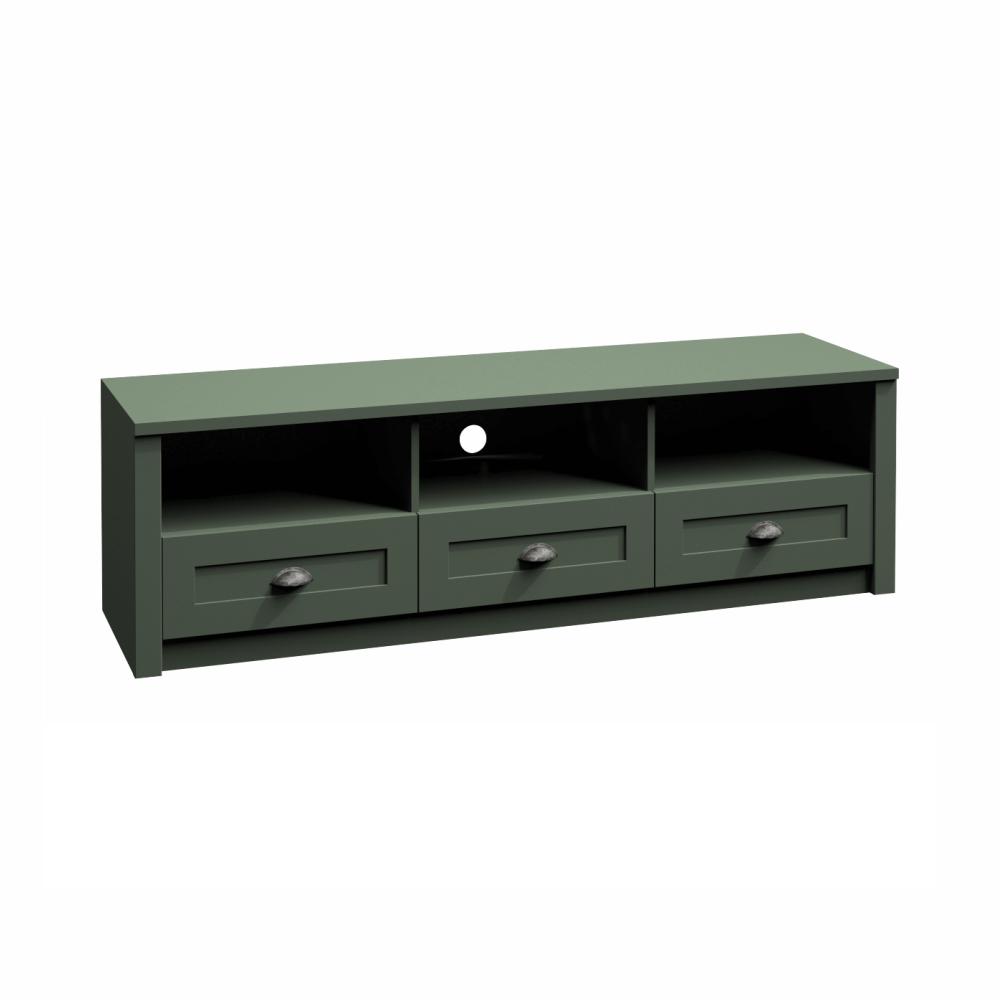 RTV asztal, zöld, PROVANCE