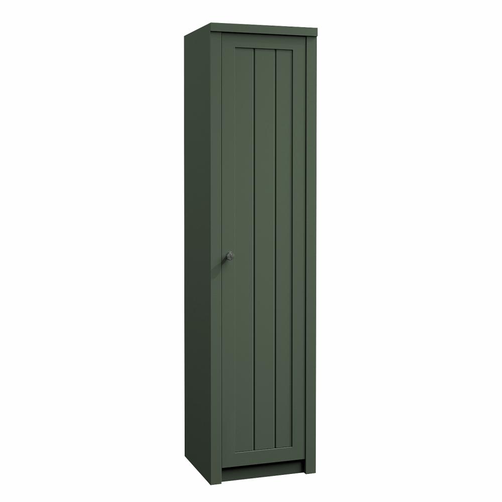 Szekrény S1D, zöld, PROVANCE