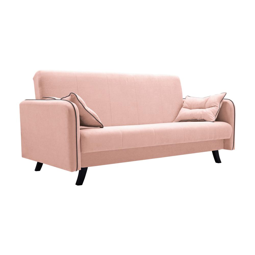 Dívány , púder rózsaszín, PRIMO
