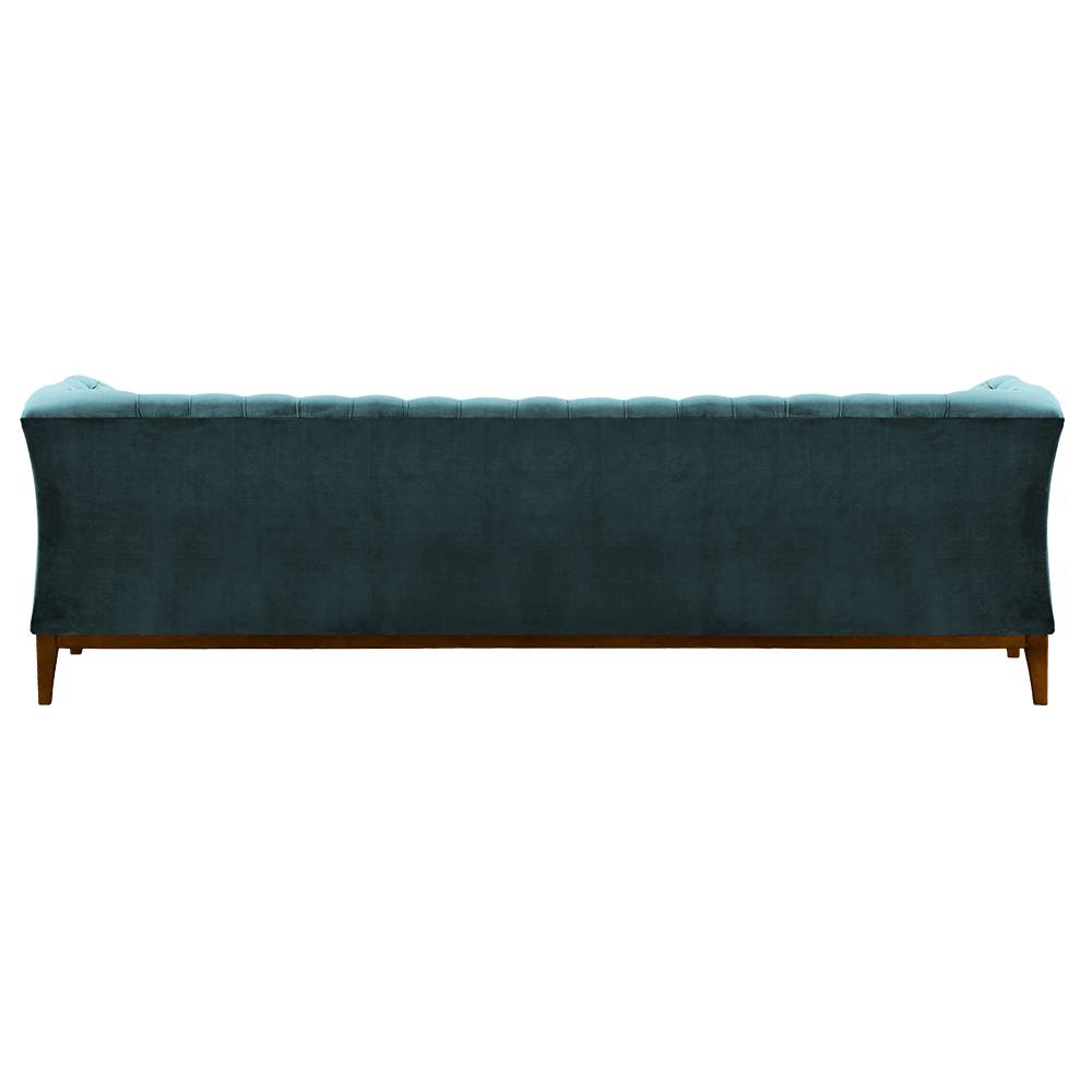 Canapea cu 3 locuri Powel Albastru