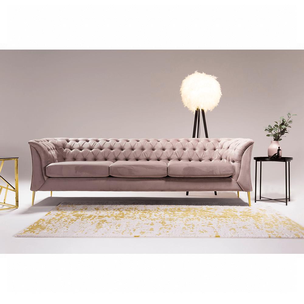 Canapea cu 3 locuri Nikol Roz