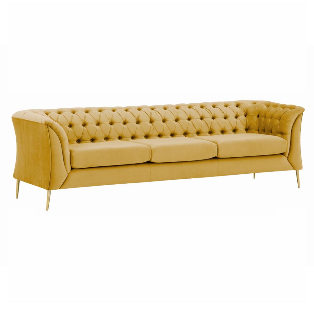 Luxus 3-ülés, arany, rendelésre, NIKOL 3 ML