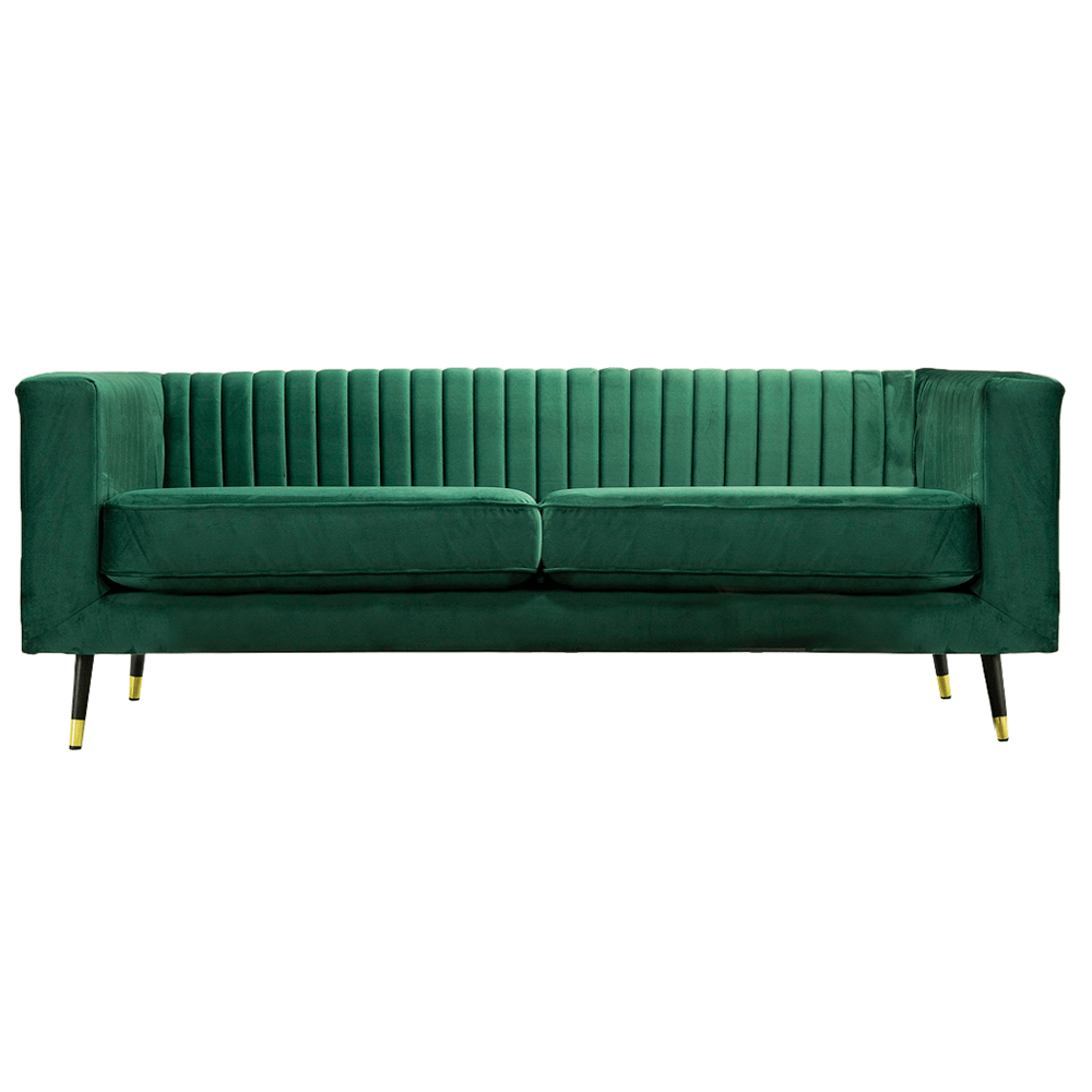 3-ülés, smaragd/fekete/gold sárgaréz arany, SOMY 3