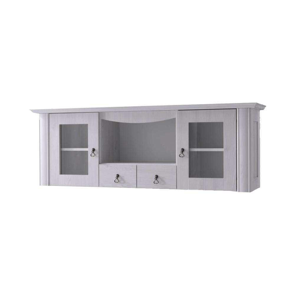 Függő szekrény DA16, sosna fehér, VILAR