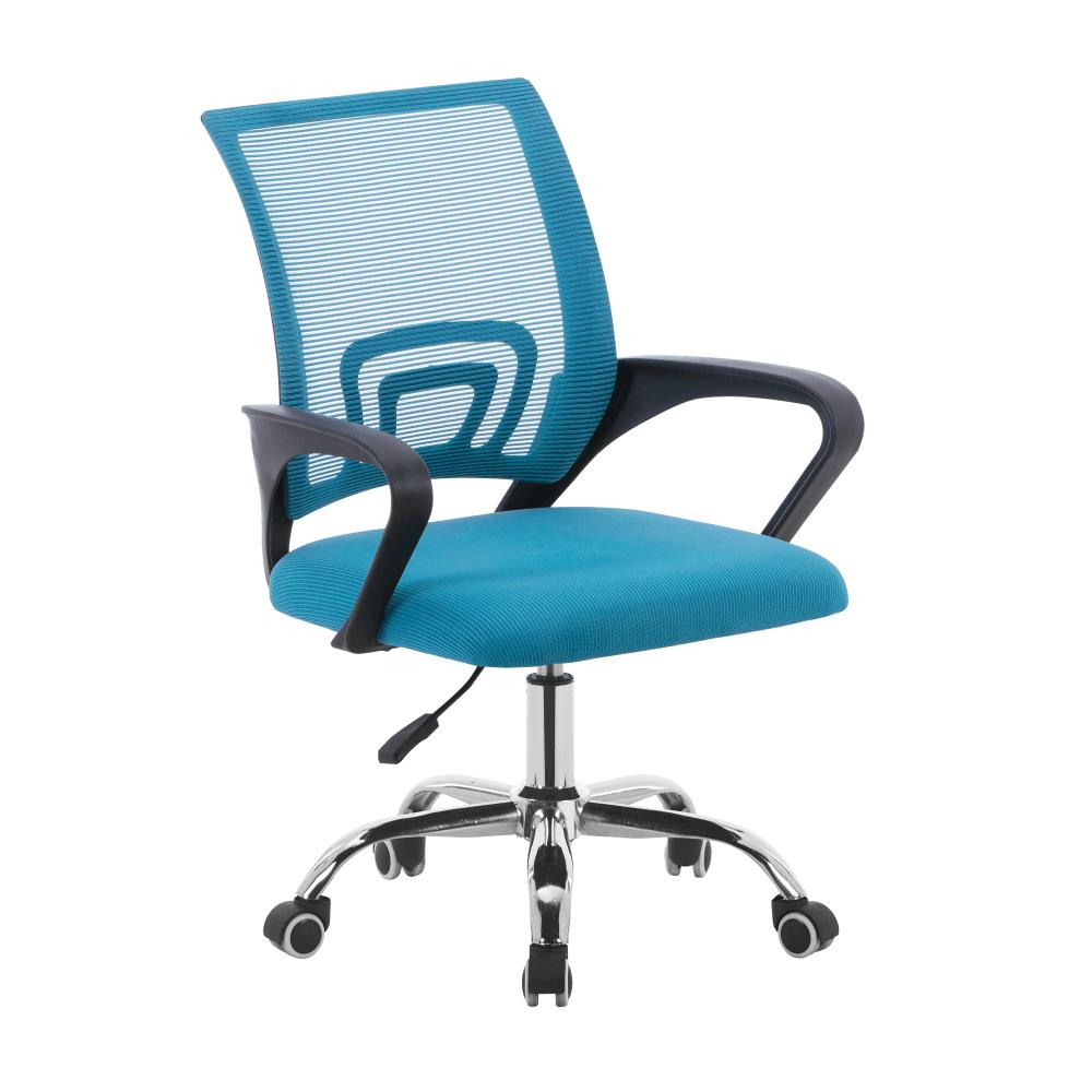 Irodai szék, kék/fekete, DEX 2 NEW