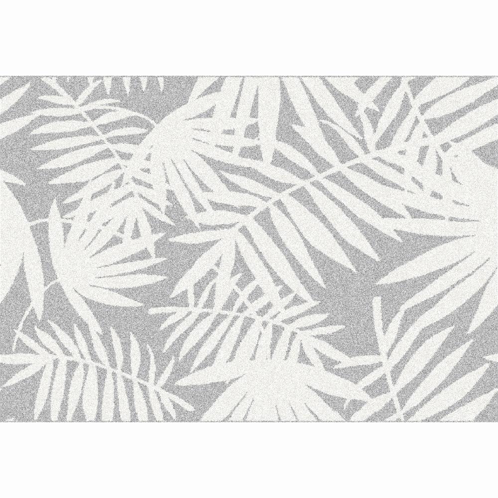 Koberec, vzor listy, 67x120,  INTISAR