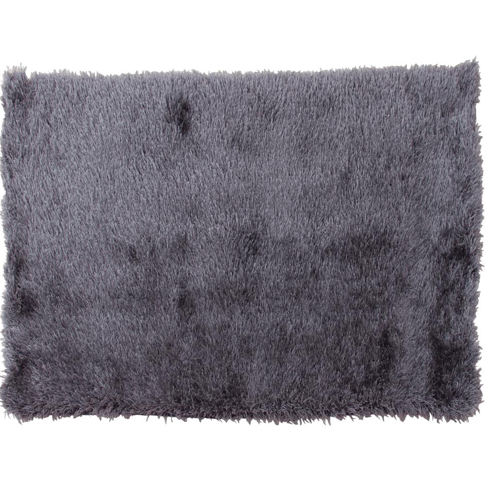 Koberec, sivá/fialová, 80x150, KAVALA TYP2