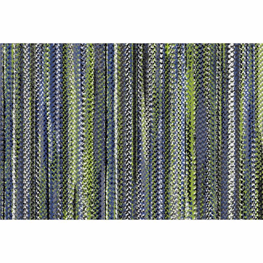Koberec, viacfarebný, 67x120, FETEN