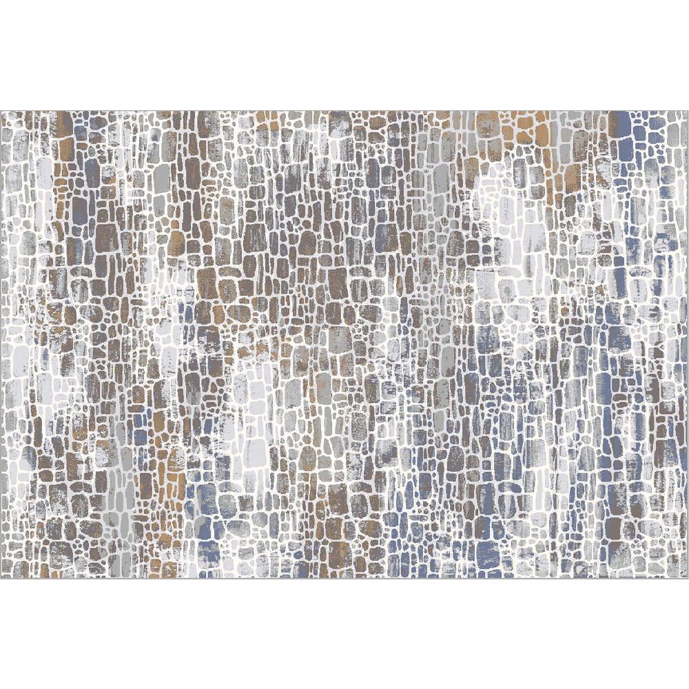 Koberec, viacfarebný, 57x90 cm, MAREO