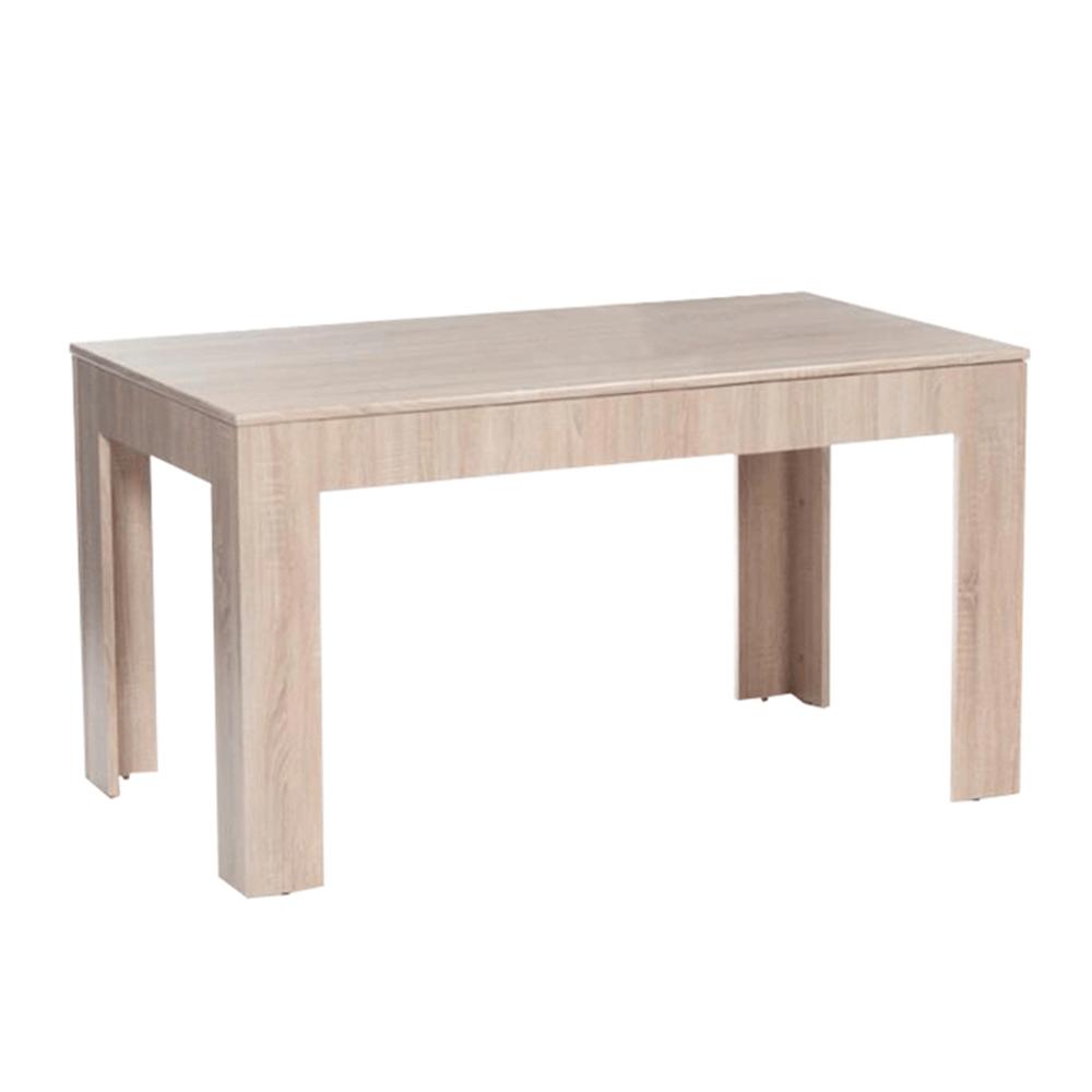 Jídelní stůl, rozkládací, dub sonoma, ADMIRAL, TEMPO KONDELA
