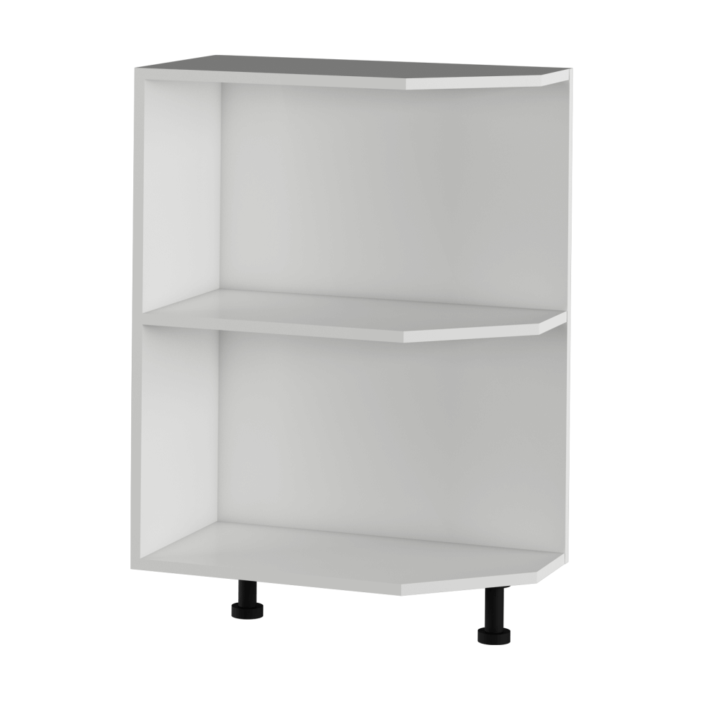 Spodní skříňka, bílá, JULIA TYP 51