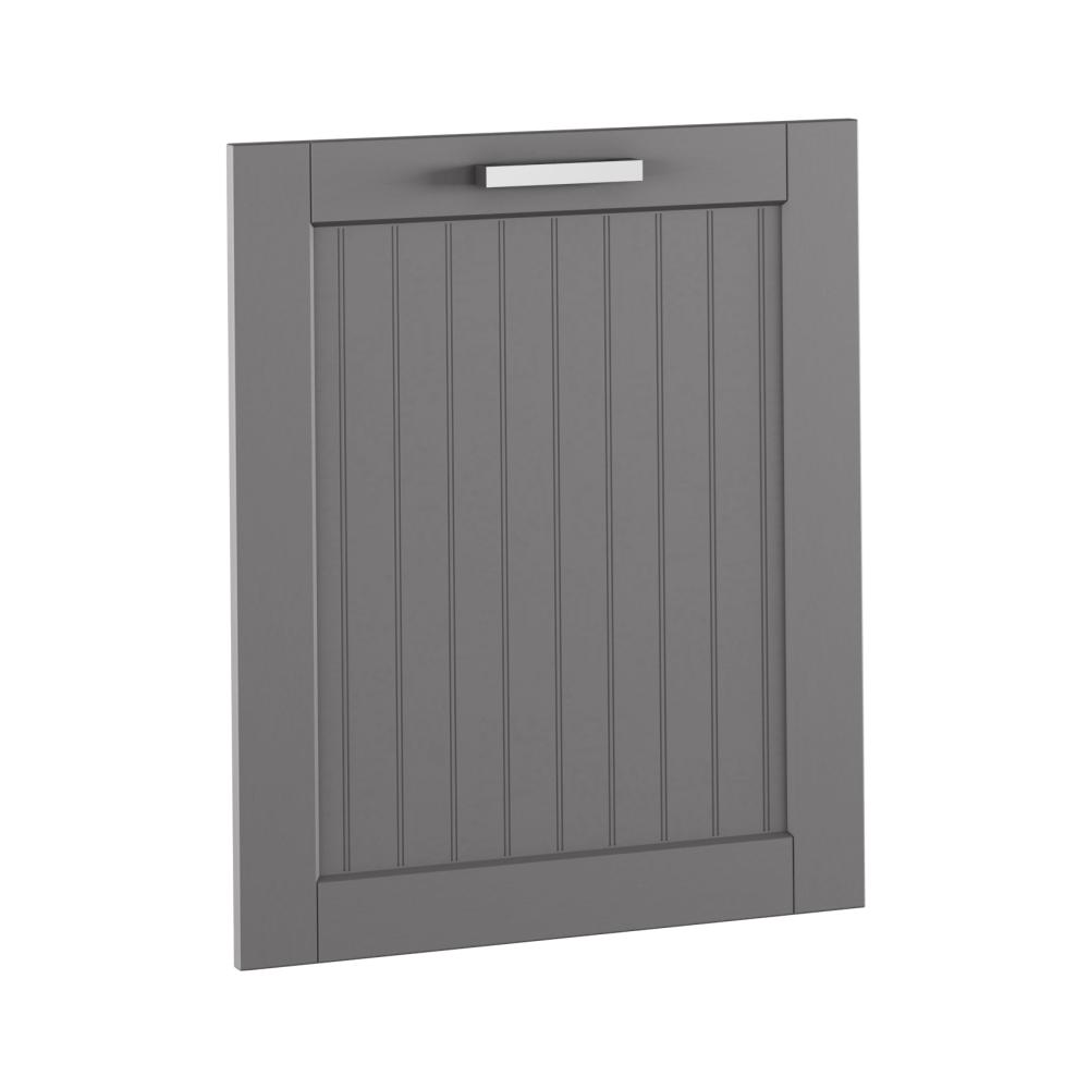 Ușă pentru mașina de spălat vase 60, gri închis, JULIA TYP 59