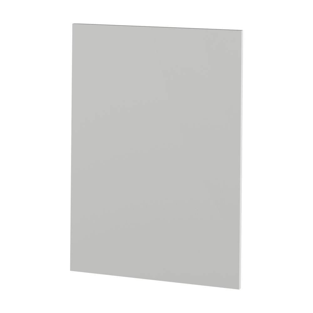 Placă/blat de capăt, alb, JULIA TYP 95