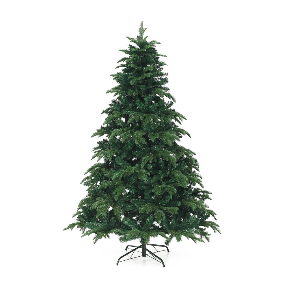 Brad de Crăciun 3D, verde, 180 cm, CHRISTMAS TIP 3