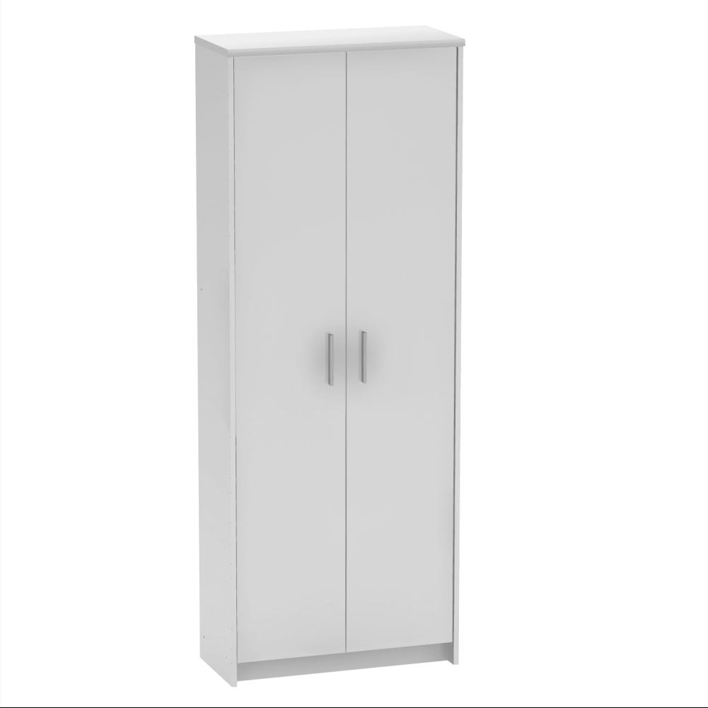 Kancelárska skriňa, biela, JOHAN 2 NEW 05