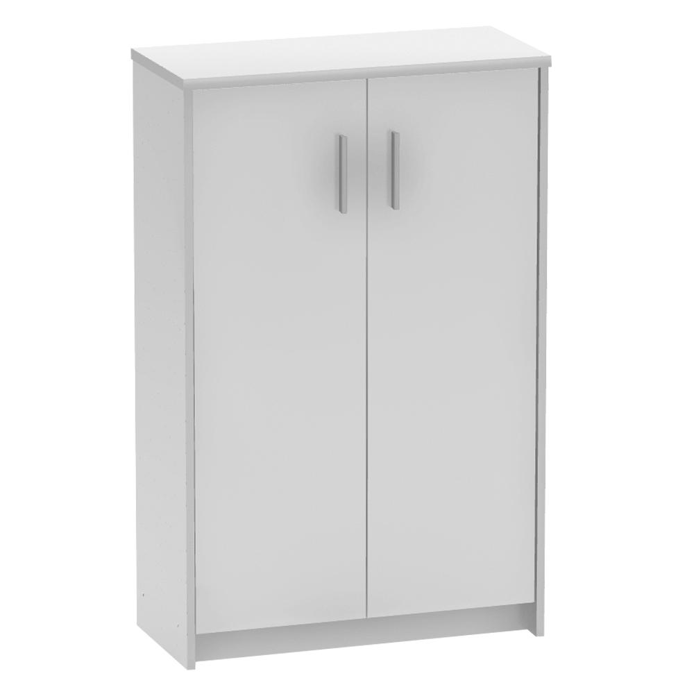 Pc sarok asztal, fehér, JOHAN 2 NEW 13