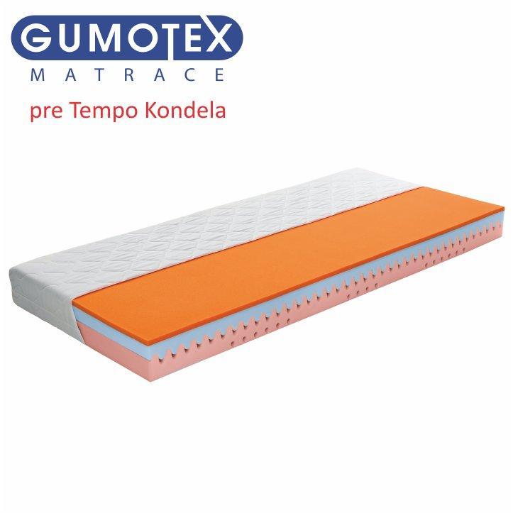 Matrac, gumotex, 200x90x18, HELEN