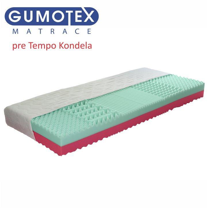 Matrac, gumotex, 200x80x20, LISA