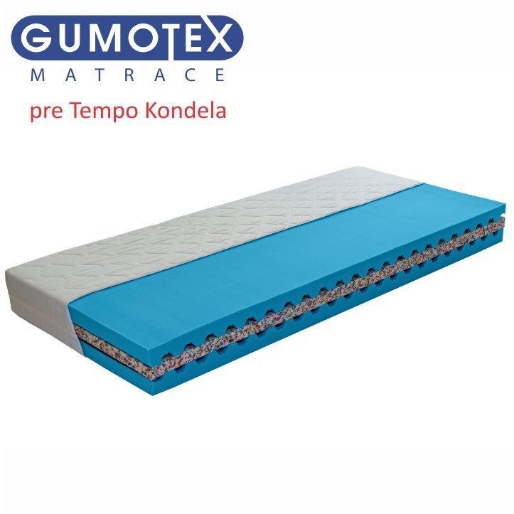 Matrac, gumotex, 200x80x20, GRETA