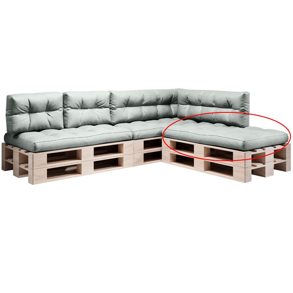 Pernă pentru mobilier din paleţi, neo mentă, ANIKA TYP 1