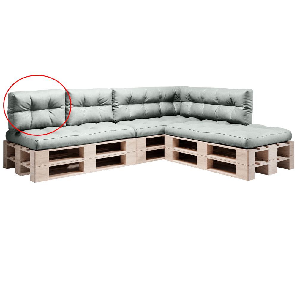 Pernă pentru mobilier din paleţi, neo mentă, ANIKA TYP 3