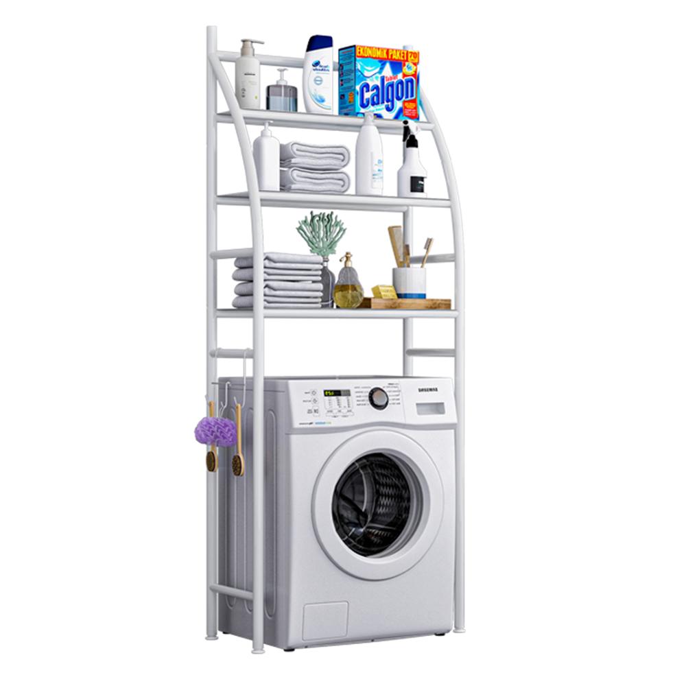 Raft deasupra maşinii de spălat, alb, VIMERA