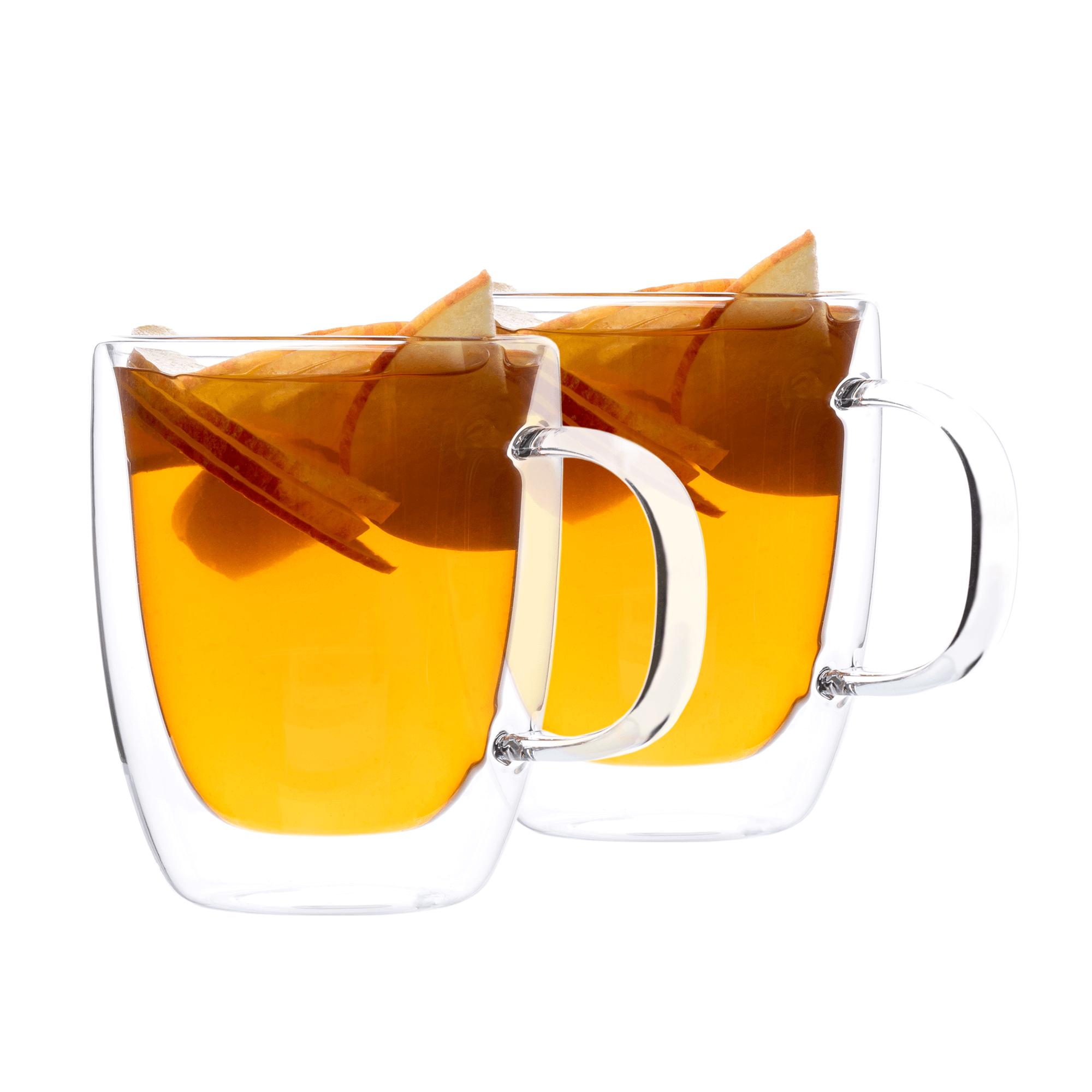 Ceaşcă de ceai termo, 2 buc., 350ml, HOTCOLD TIP 12