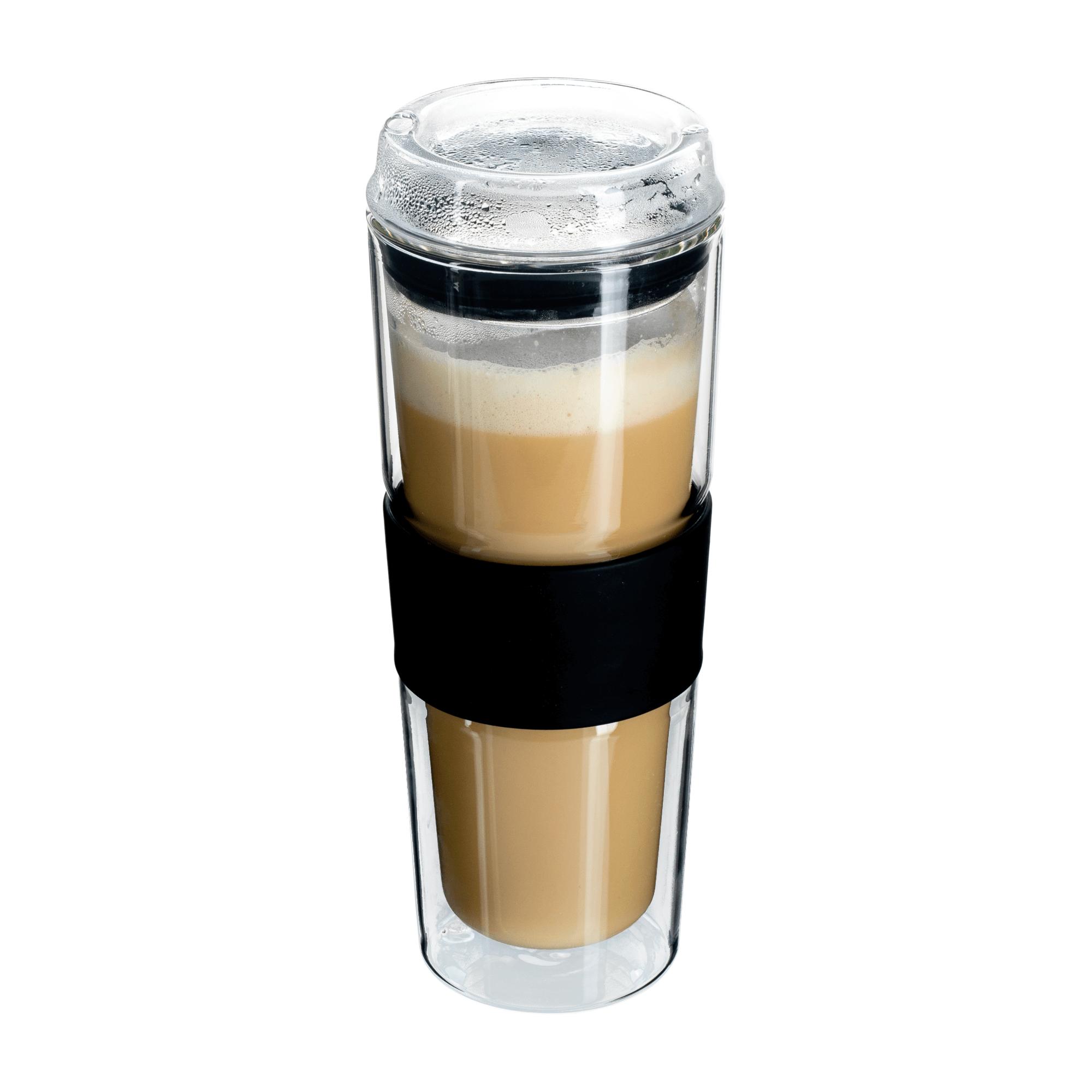 Cană termică de cafea, 480 ml, HOTCOLD TIP 15