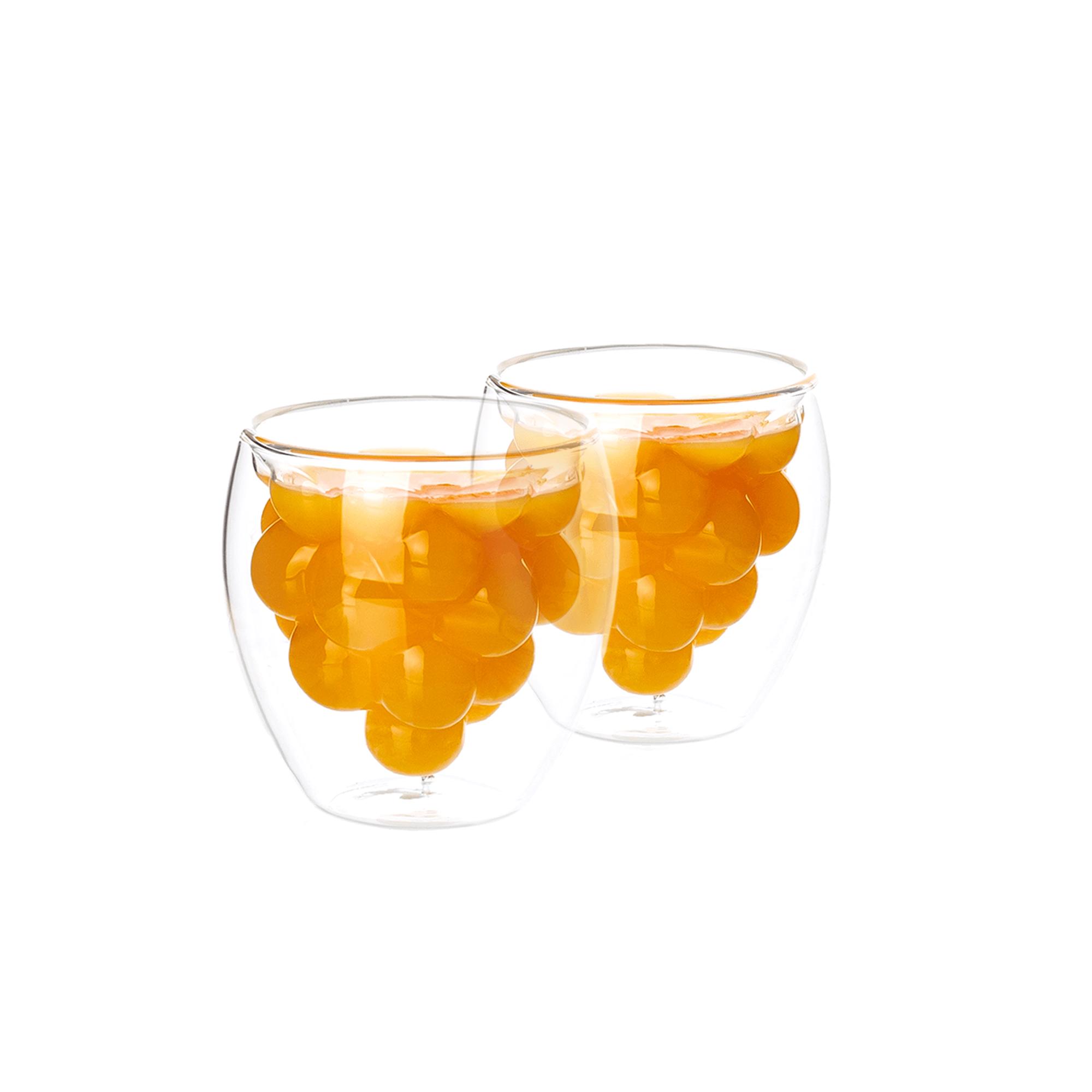 Pahar termic pentru vin și apă, 2 buc., 180 ml, HOTCOLDER TIP 28