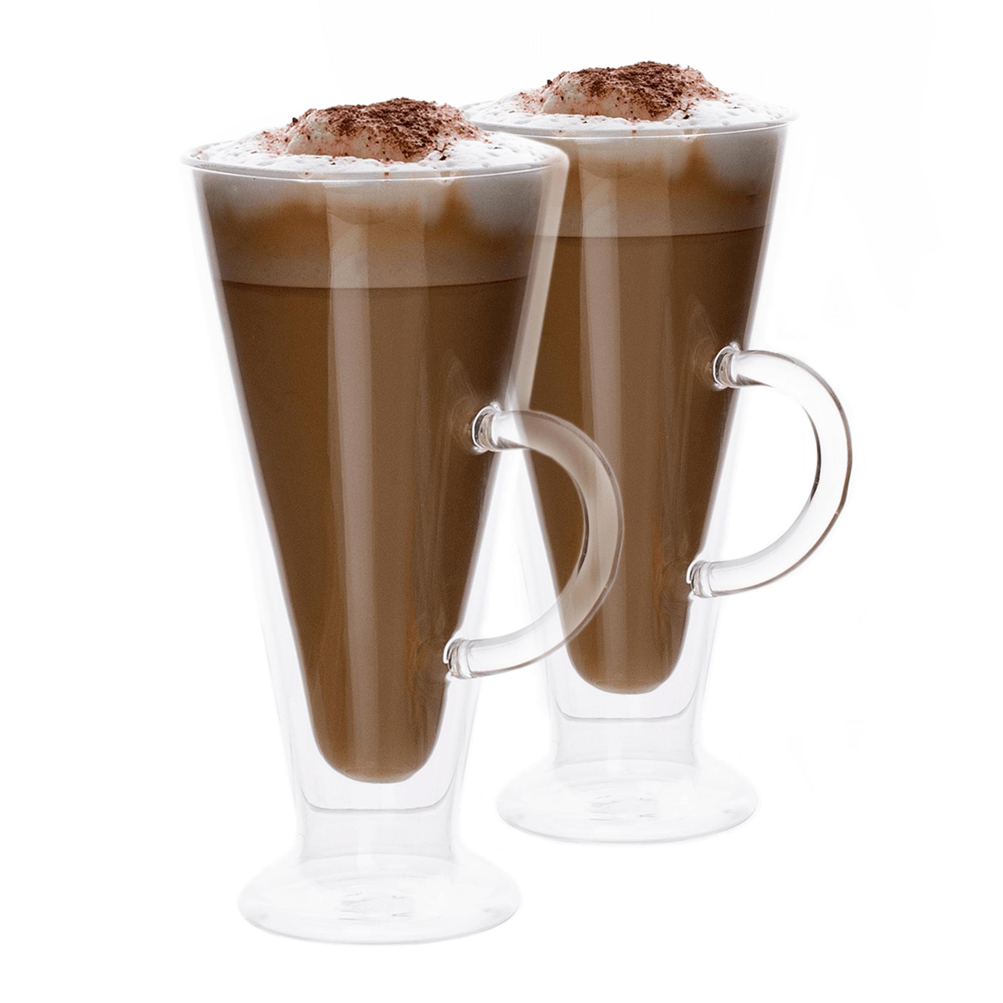 Ceașcă de cafea termo, 2 buc., 200 ml, HOTCOLDER TIP 30