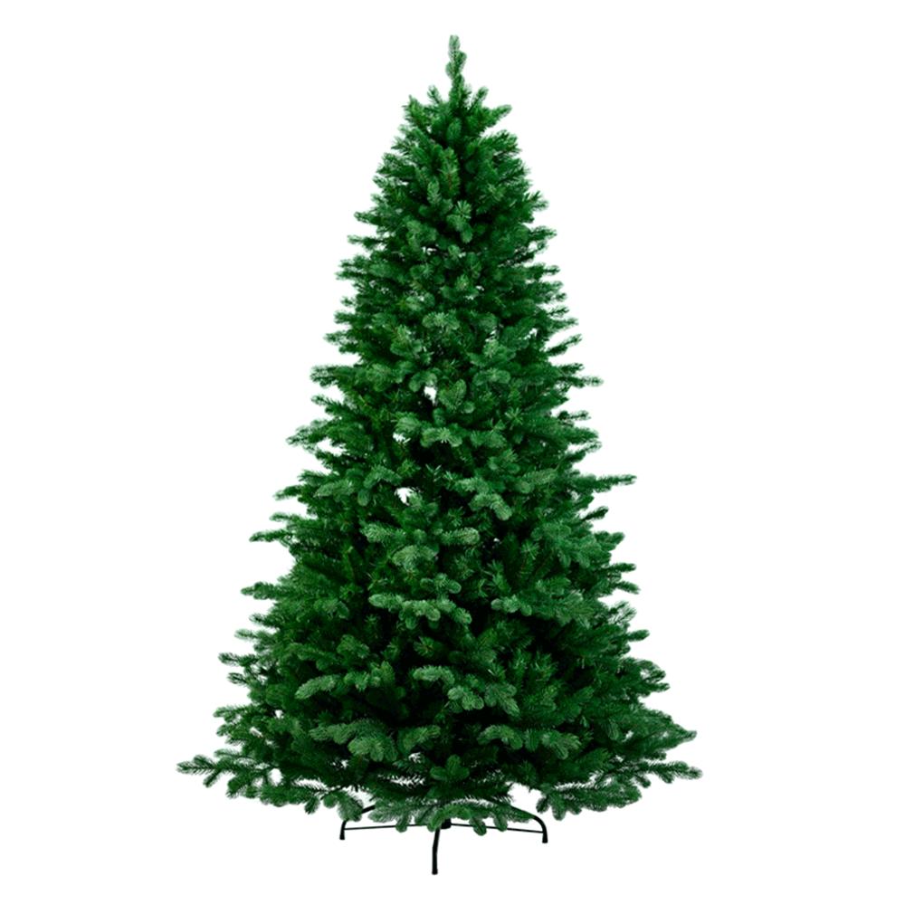 Brad de Crăciun 3D, verde, 120 cm, CHRISTMAS TIP 9