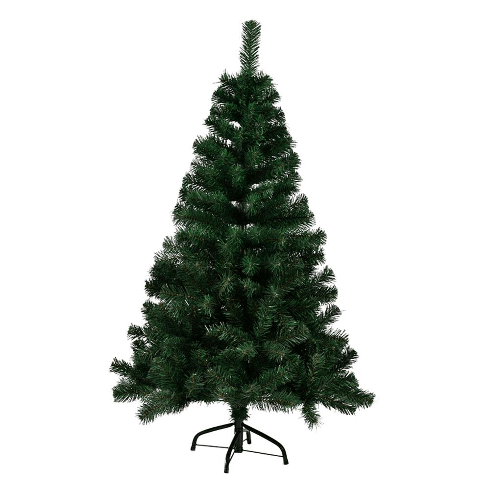 Brad de Crăciun cu suport metalic, 120 cm, CHRISTMAS TIP 10