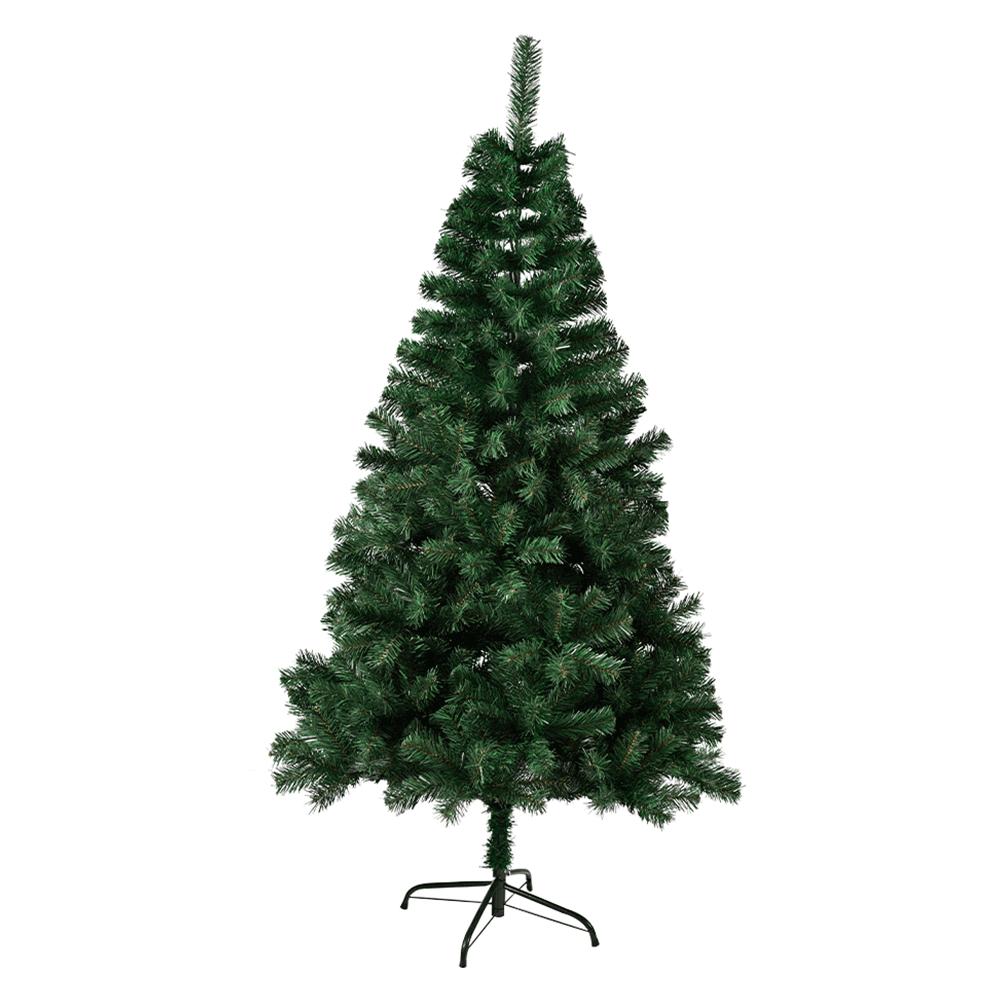 Brad de Crăciun cu suport metalic, 160 cm, CHRISTMAS TIP 10