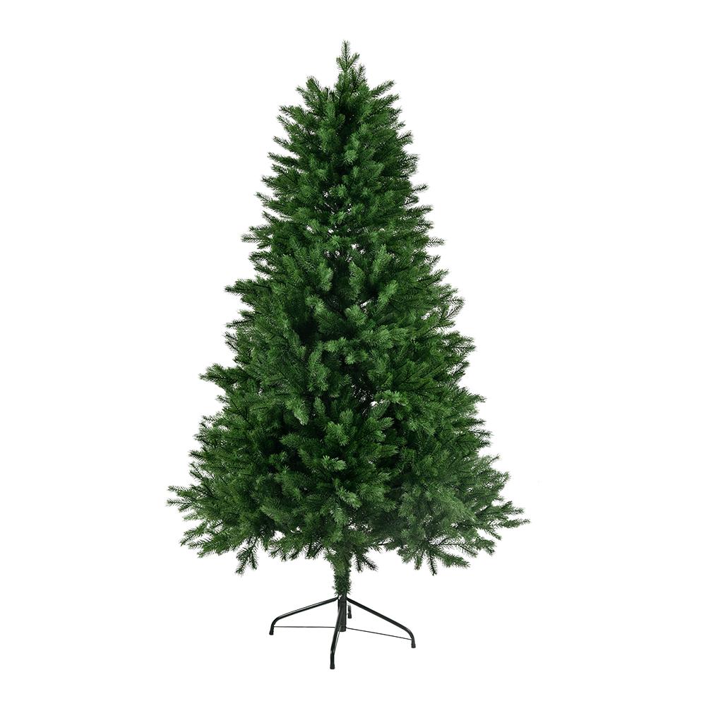 Brad de Crăciun, 3D complet, verde, 180 cm, CHRISTMAS TIP 11