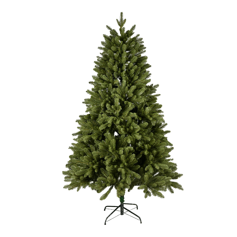 Brad de Crăciun, 3D complet, verde, 180 cm, CHRISTMAS TIP 12