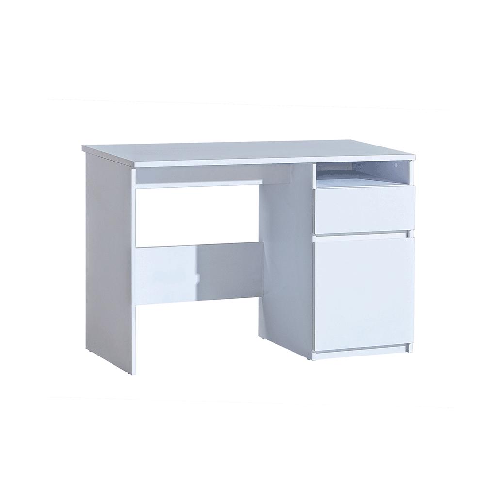 PC stôl, biela arktická, ARTEMIA