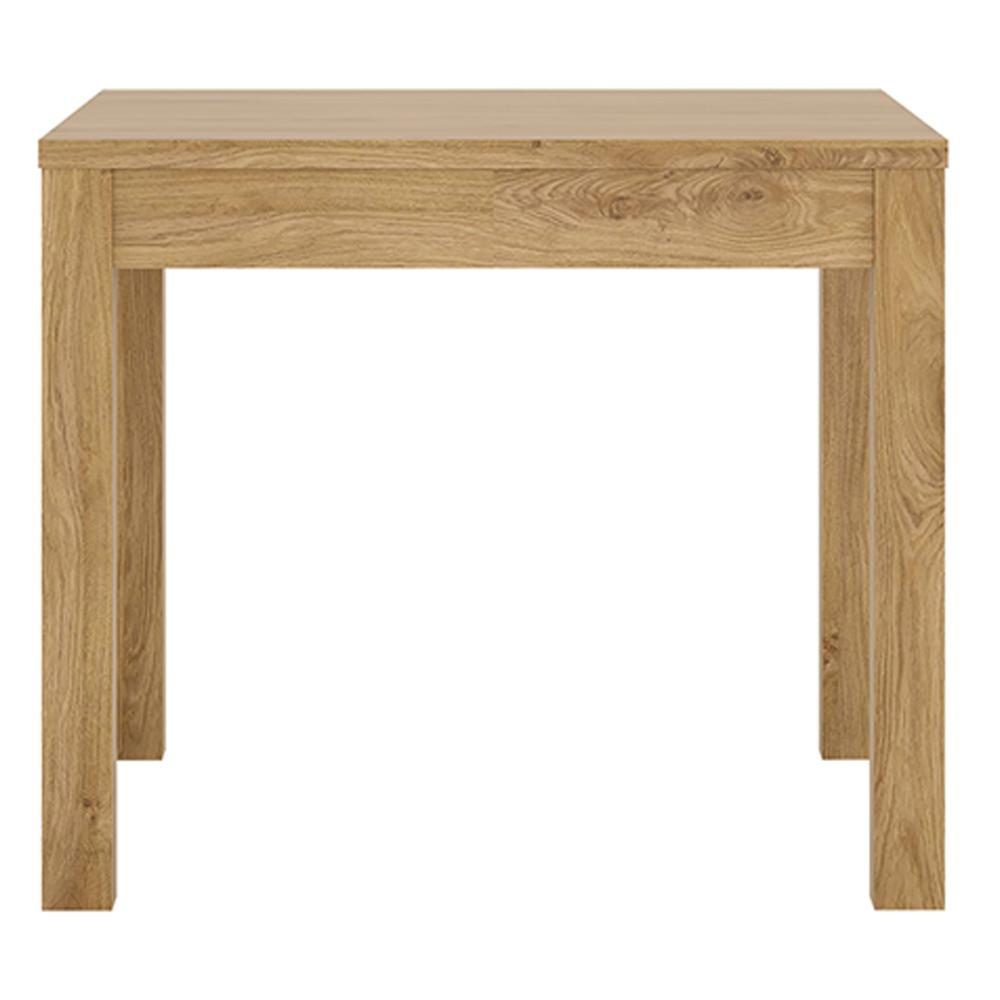 Masă de luat masa, pliabilă, stejar shetland, SHELDON TIP 76