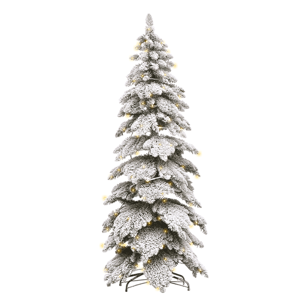 Brad de Crăciun, înzăpezit, 245 cm, MARAVEL TIP 3