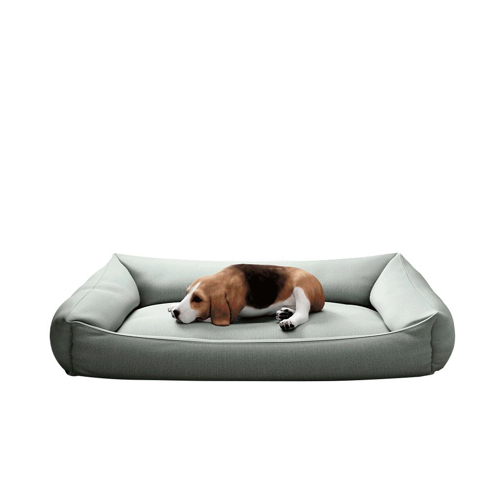 Kutyaágy, 115 cm, mentazöld, DOGBED TYP 3