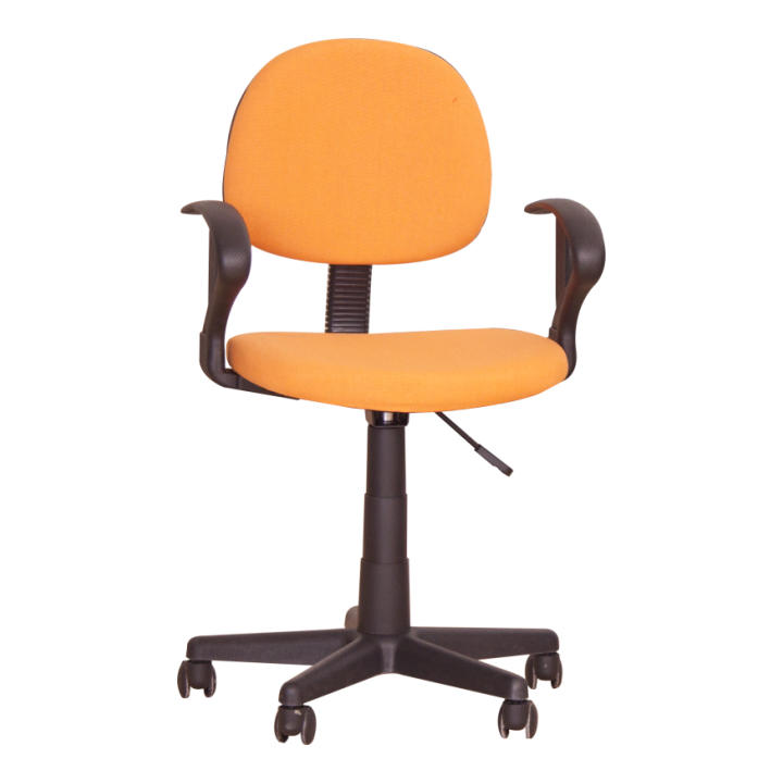Irodai szék, narancs színű, TC3-227