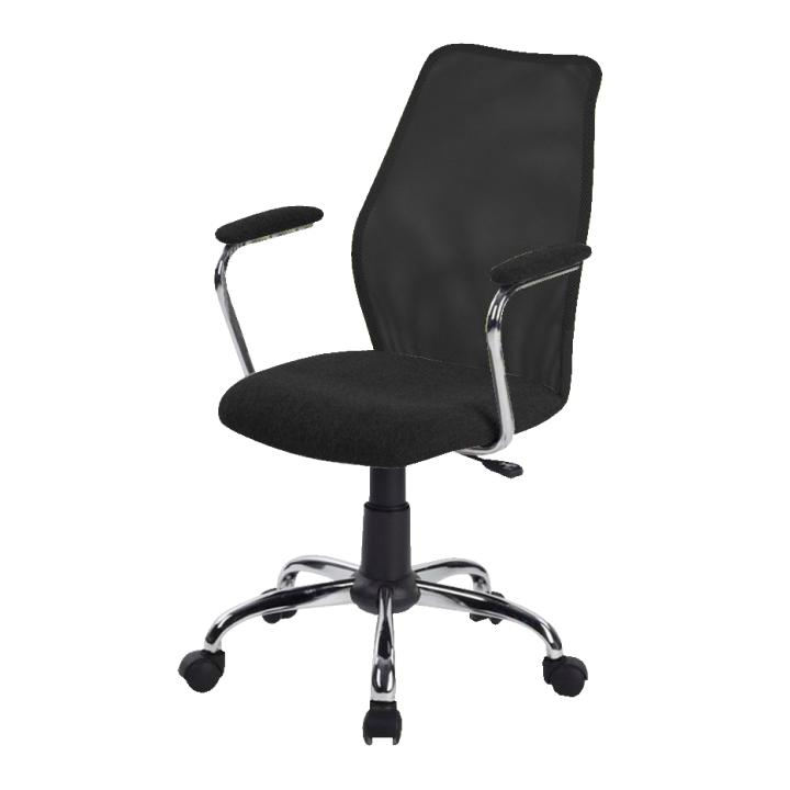 Irodai szék, fekete, BST 2003