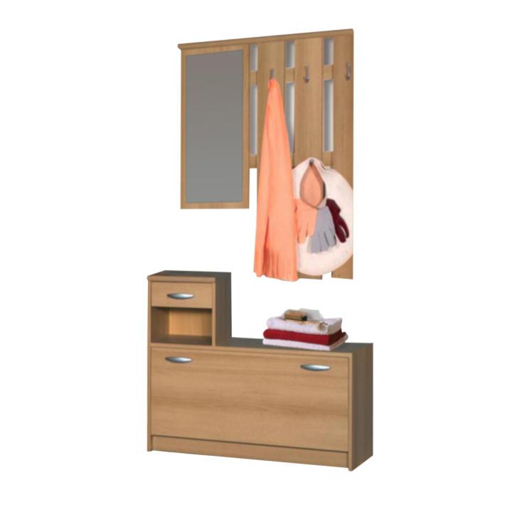 Predsieň zostava nábytku, buk, VERA