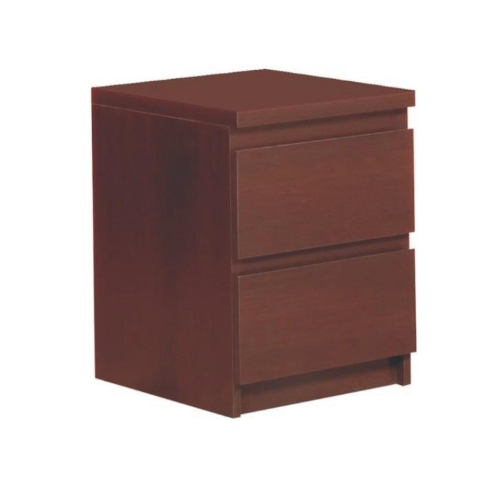 Nočný stolík, sosna lareto, PELLO TYP 95
